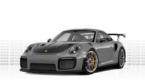 Цвета 911 GT2